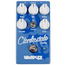 Wampler Clarksdale V2 Delta Overdrive Pedal - NEW