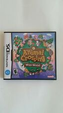 Animal Crossing: Wild World (Case & Manual ONLY) (Nintendo DS, 2005)
