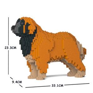 JEKCA Animal Buildin Blocks Kit for Kidults Leonberger 01S-M01
