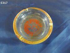 VINTAGE REDDY KILOWATT ELECTRICITY RECYCLES GLASS ASHTRAY