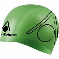 Aqua Sphere TriCap Silicone Swim Cap 20916 Adult