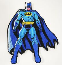 """BATMAN Super Hero Embroidered Iron-On Patch - 5"""" -  High Quality"""
