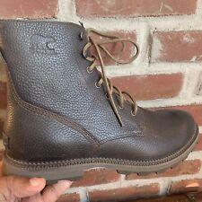 SOREL Mens Madison Elk/Mud Hiking Boots Size 13M Tobacco Brown