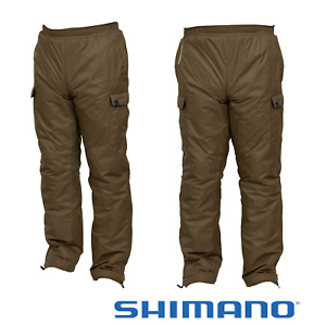 Shimano NEW 2021 Tactical Winter Cargo Trousers *All Sizes*