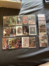31 Michael Jordan Card Lot W/ Inserts, Base & Jersey, Baseball Rookies