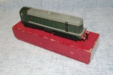 HORNBY DUBLO 2-RAIL 2230 BO-BO DIESEL ELECTRIC - WORKING - BOXED