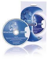 DISQUE DVD CD NETTOYAGE NETTOYANT POUR LECTEUR CD DVD BLU RAY LENTILLE OPTIQUE