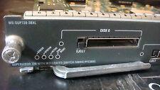 Cisco WS-SUP720-3BXL Cat6500/Cisco7600 Sup 720 Fabric MSFC3 PFC3BXL LATEST IOS