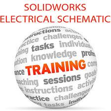 SolidWorks ELECTRICAL-Schema-Video formazione tutorial DVD