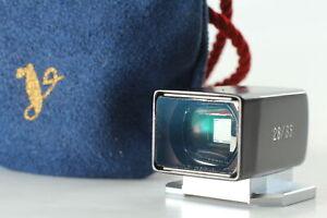 [Near MINT] Voigtlander 28/35mm Viewfinder Black Leica M From JAPAN