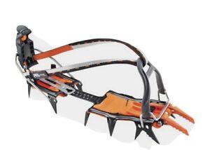 New Petzl Lynx Crampon Lever lock Universal Binding