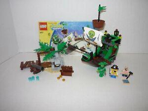 Lego 3817 Spongebob Squarepants Flying Dutchman 100% Complete W/booklet