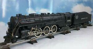 American Flyer Steam Locomotive 322AC Hudson 4-6-4 NYC w/Tender, SMOKE, LIGHT