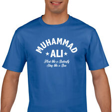 Muhammad Ali T Shirt - Float Like a Butterfly T Shirt - Boxing T Shirt - ALI