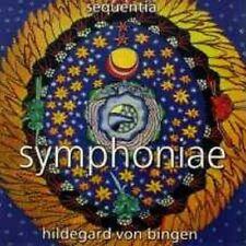 "SEQUENTIA ""HILDEGARD VON BINGEN: SYMPHONIAE"" CD NEUW"