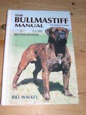 More details for rare large bull mastiff dog book
