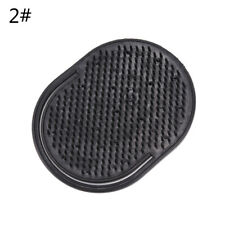 1 piece black pocket comb and hand brush and massage comb and finger comb