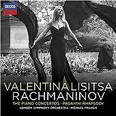 Valentina Lisitsa Rachmaninov - Piano Concertos - Paganini Rhapsody
