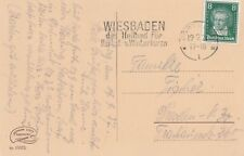 Ansichtskarte Warburg Burg Calenberg 1927 versch.v.Dortmund n. Dresden