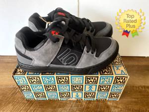 Five Ten Adidas Men's Freerider MTB Mountain Bike Shoes Size 9.5 Black/Grey/Red
