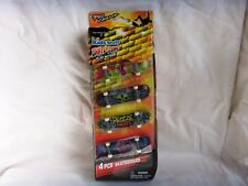Skate Zone 4 Piece Mini Skateboard Set New In Box Ages 5 & Up