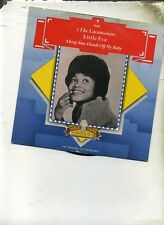 LITTLE EVA - THE LOCOMOTION -  OLD GOLD 7 INCH SINGLE