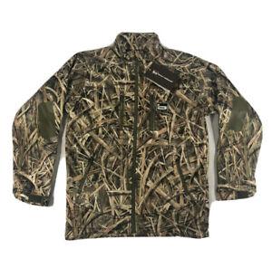 NWT Banded Atchafalaya Blades Mossy Oak Jacket Size Mens Medium SOLD OUT BO2911