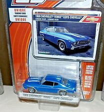 Greenlight Muscle - 1969 CHEVY CHEVROLET YENKO COPO CHEVELLE - SERIES 10 - NEW