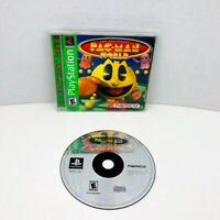 Pac-Man World 20th Anniversary Sony PlayStation 1 PS1 Video Game