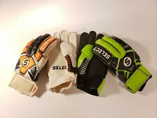 2 Pairs of Select 03 Goalkeeper Gloves Size 6 Soccer Football GUC