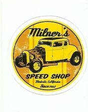 AMERICAN GRAFFITI 1932 FORD HOT ROD Sticker Decal