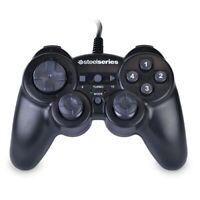 SteelSeries USB Rumble Gaming Controller for PC and MAC (Black)