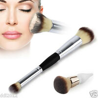 Soft Makeup Brushes Face Powder Foundation Blush Contour Brushes Cosmetic Tool