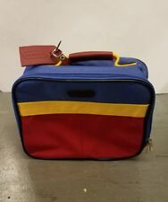 Jaguar Car logo lunch box / Leather / Carry Case Multi Color Original