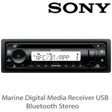 Sony MEX-M72BT - Marine CD MP3 Receiver BLUETOOTH® USB Stereo BNIB Boat Stereo