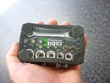 24 PC Socket, Pozi, Phillips, Hex, Torx ideal für Mountainbikes + MwSt. INV
