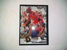 1992-93 Fleer Total D #5 Michael Jordan