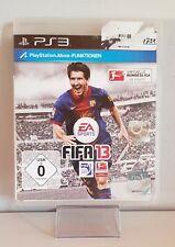 PS3 PLAYSTATION 3 - Fifa 13 + Box A4667-a4668