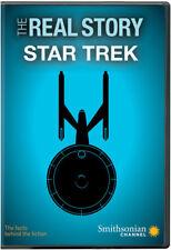 Smithsonian: The Real Story - Star Trek [New DVD]