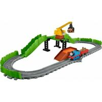 FISHER PRICE THOMAS le train et ses amis adventures Reg et la casse