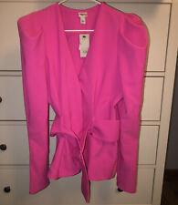 River Island Pink Jacket Small Size 12