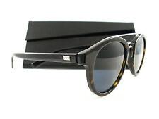 Dior Homme Sunglasses Black Tie 231S Dark Havana Black KVXKU Authentic New