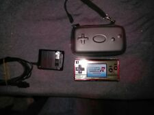 Nintendo Game Boy micro Special 20th Anniversary famicom edition & Darius R