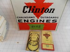 Nos Clinton Engine Piston Ring Rings 233-113-500, 149-11, 12023. For 1