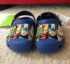 Crocs CC Marvel Avengers III Clog Size 4/5 Toddler Medium
