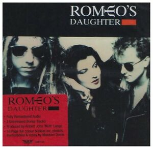 Romeo's Daughter - Romeo's Daughter [New CD]