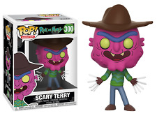 Funko Pop Rick and Morty Scary Terry 3.75 Inch Action Figure