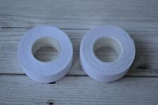 Velox Tressorex White Road Bike Cotton Cloth Handlebar Tape - Pair of rolls