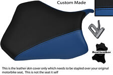 ROYAL BLUE & BLACK CUSTOM FITS SUZUKI GSXR 600 750 11-12 L1 L2 FRONT SEAT COVER