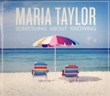Taylor,Maria - Something About Knowing [CD New] BRAND NEW FACTORY SEALED